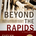 Beyond the Rapids by Evelyn Puerto on Indie Authors TV | Independent Author Index