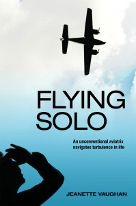 Flying Solo by Jeanette Vaughan on Indie Authors TV