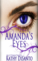 Amanda's Eyes by Kathy DiSanto