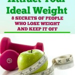 Attract Your Ideal Weight: 8 Secrets of People Who Lose Weight and Keep it Off by Zaheen Nanji